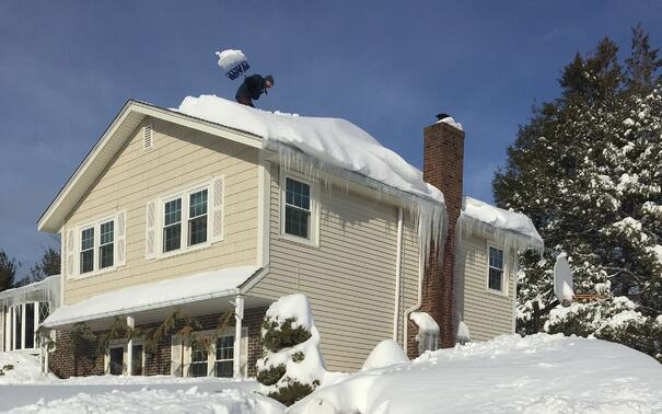 roof-shovel